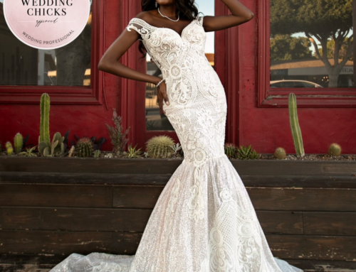 Naama & Anat's Fierce Lady Collection Featured on Wedding Chicks
