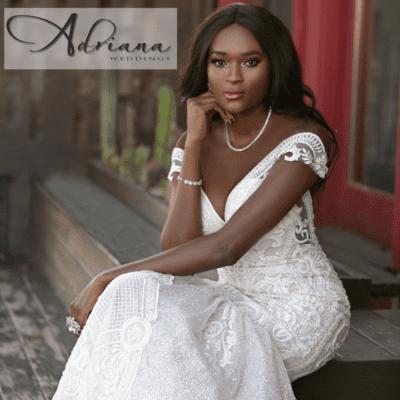 c8c2f6023b3 Naama   Anat s Fierce Lady Collection is Featured on Adriana Weddings