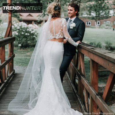 Anomalie-Wedding Veil - Press - Trend Hunter