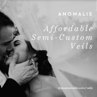 Anomalie wedding dress firm Hand-Crafted Veils