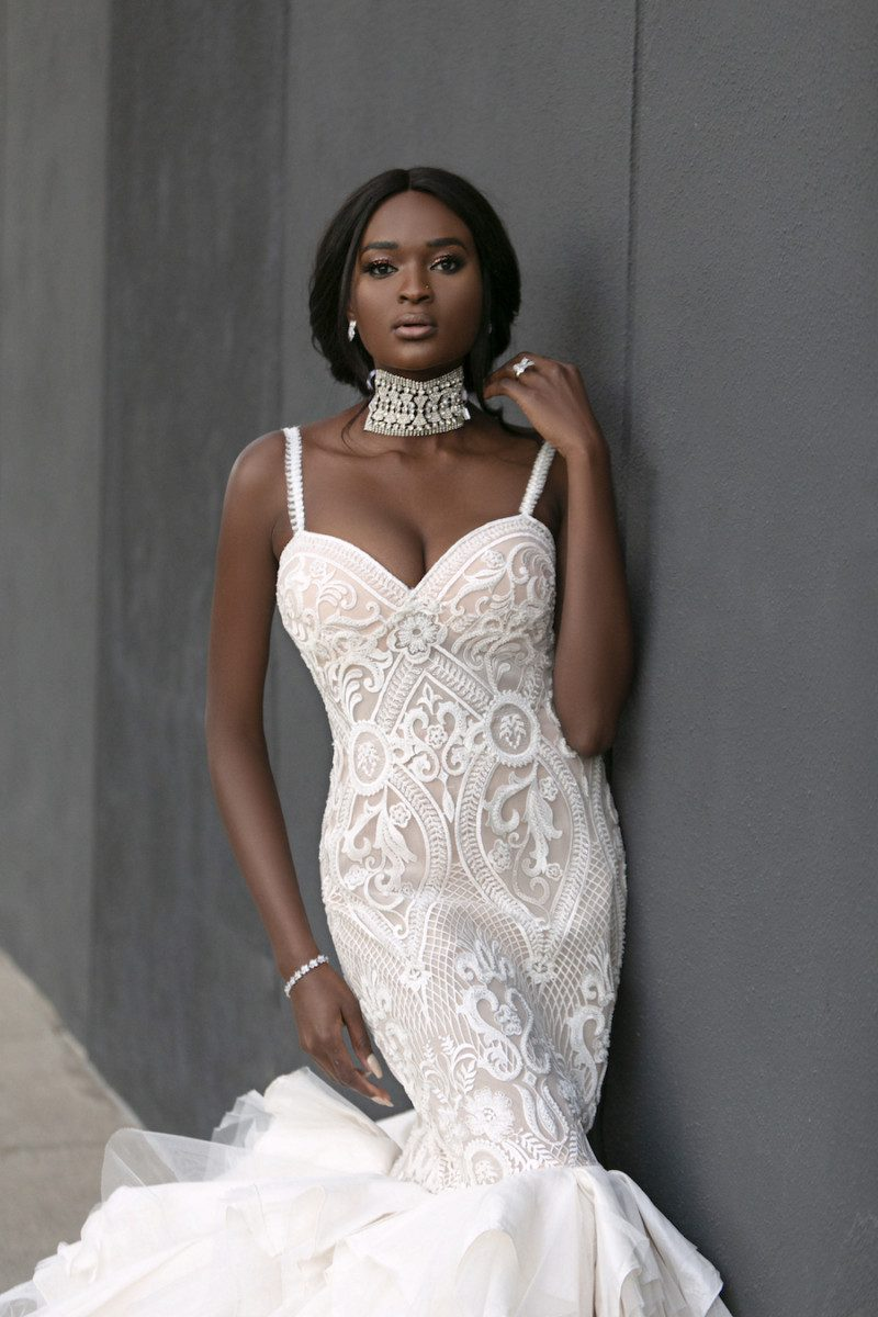 adriana weddings, Naama & Anat, Naama & Anat Hatue Couture, gowns for women of color, Featured, Featured on