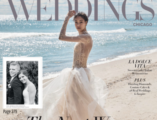 The Estate Featured in Modern Luxury Weddings Chicago