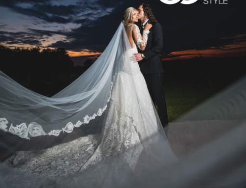Elegant Wedding with Naama & Anat Featured on Grace Ormonde
