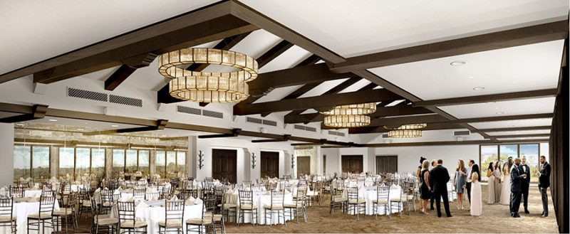 Palos Verdes Golf Club, Renovations, Design, Architecture, Golf Club Weddings
