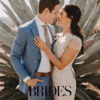 Desert-Inspired Napa Valley Wedding Featured on BRIDES