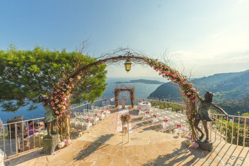 Intimate France Wedding Featured on Grace Ormonde
