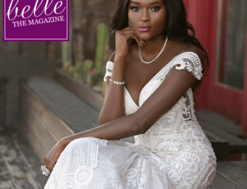 Naama & Anat's Fierce Lady Feautured on Belle The Magazine