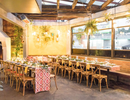 Madera Kitchen Hosts Intimate Industry Dinner