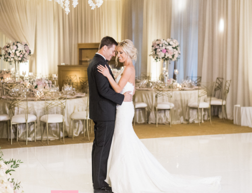Rayce PR Clients Featured on Strictly Weddings for Beautiful Pelican Hill Wedding