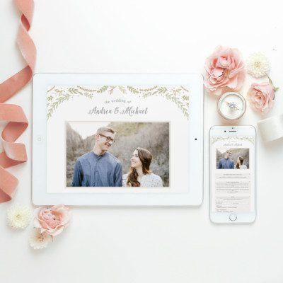 Customizable Bridal Shower Invitations By Basic Invite